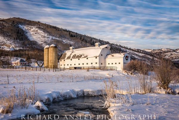 Park City Barn-Utah