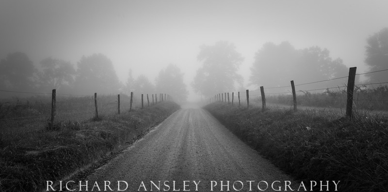 Lonesome Road-Smoky Mountains, NC