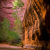 Touched From Above-Coyote Gulch, Utah
