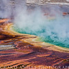 Prismatic Pool-Yellowstone, Wyoming