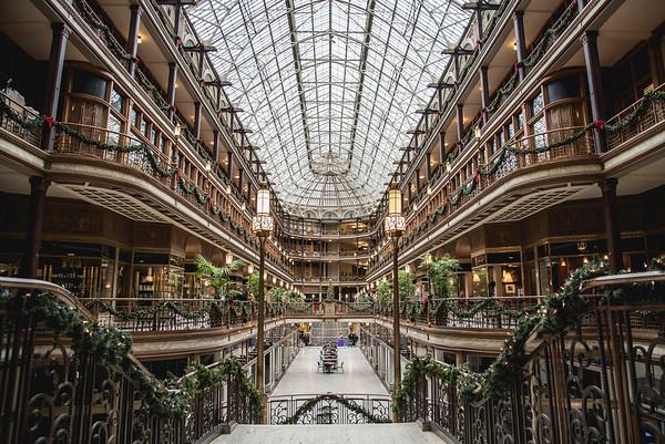 The Cleveland Arcade, Cleveland, Ohio