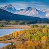Oxbow Autumn-Teton NP, WY