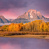 Moran Sunrise-Grand Teton National Park, Wyoming