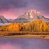 Moran Sunrise-Grand Teton National Park, Wyoming