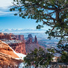 Clear Cold Dawn-Canyonlands NP, Utah