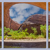 Jacob Hamblin Triptych-Grand Staircase Escalante NM, Utah