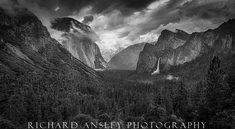 Land of Giants-Yosemite Valley, CA