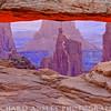 Washer Woman Arch, Canyonlands NP, Utah