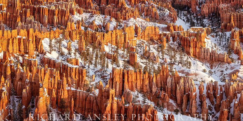 Snowy Needles-Bryce Canyon, Utah