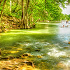 Guadalupe River at Gruene Texas