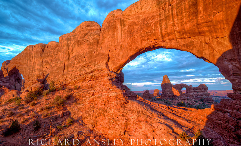 Windows-Arches National Park, Utah