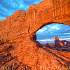 Windows-Arches National Park, Utah