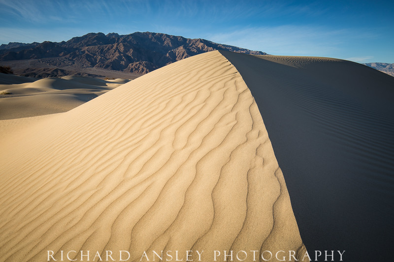 Dune Magic-Death Valley, CA