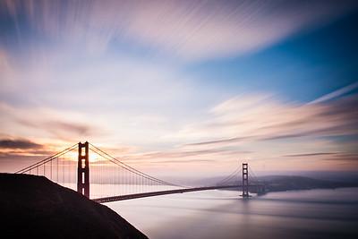 Sunrise Over SF