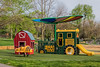 Farm-themed playground, County Farm Park