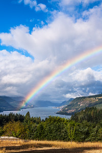 Rainbow Guardian in the Gorge