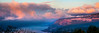 GorgeSunriseClouds-48x16in