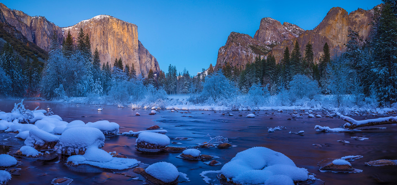 Frosted Valley
