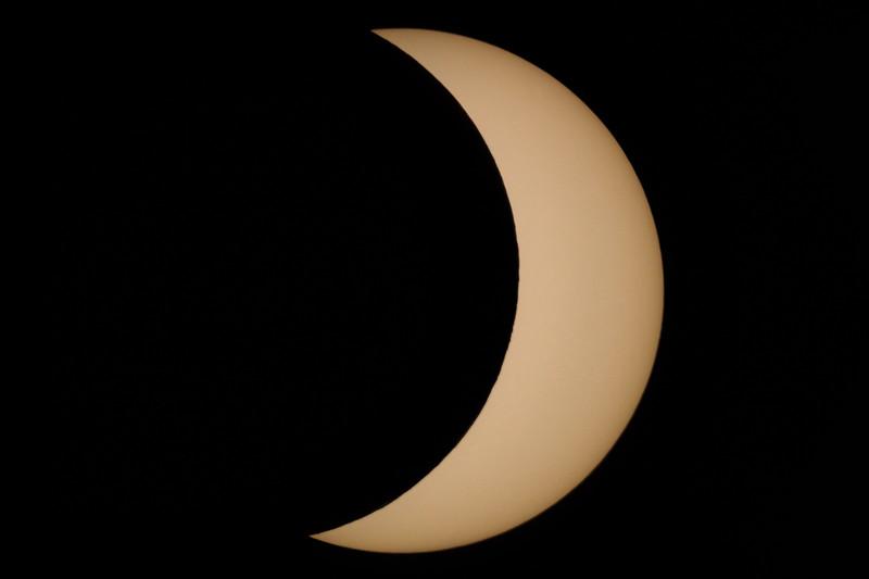 Great American Solar Eclipse 2017 - At Maximum