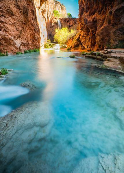 Havasupai Creek Clarity
