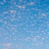 Double dapple sky.