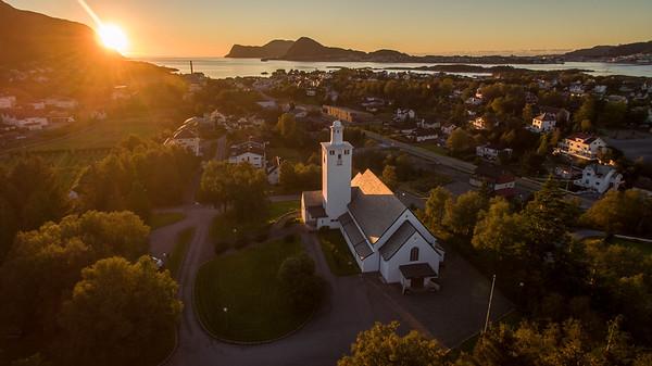 Langevåg kirke, Sula kommune