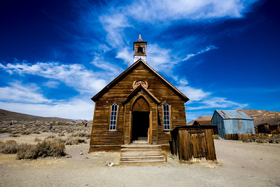 """Ghost Town"", Bodie State Historic Park, California"