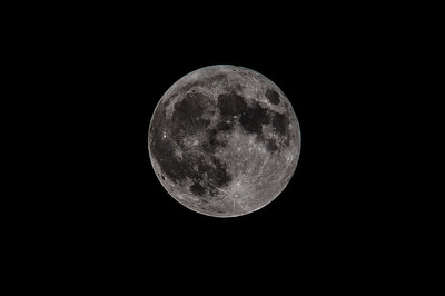 2012 May 6 - Super  Moon, San Jose, CA
