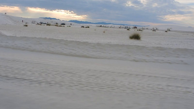 White Sand National Monument