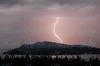 Lightning Strike on Orcas Island.