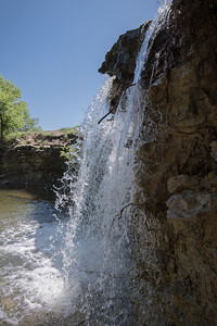 Fort Worth Waterfalls