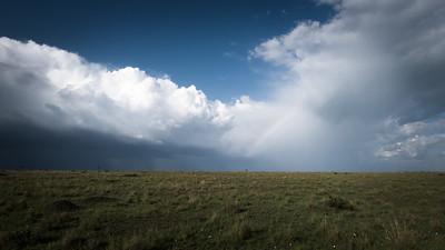 Maasai Mara Thunderstorm Approaching