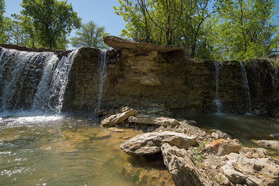 Fort Worth Watefalls