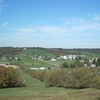 the country valley in Walnut Creek, OH