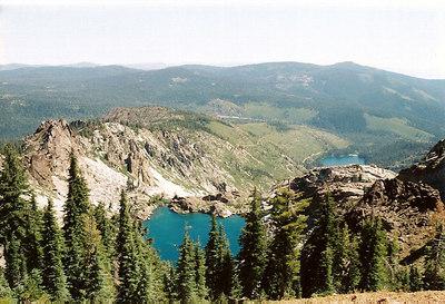 Scenes of the Sierra Nevada