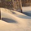 cooked line, sand fences, Seabrook Island, South Carolina