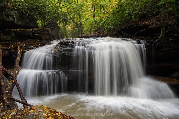 Lower Jonathan Run Falls 1916