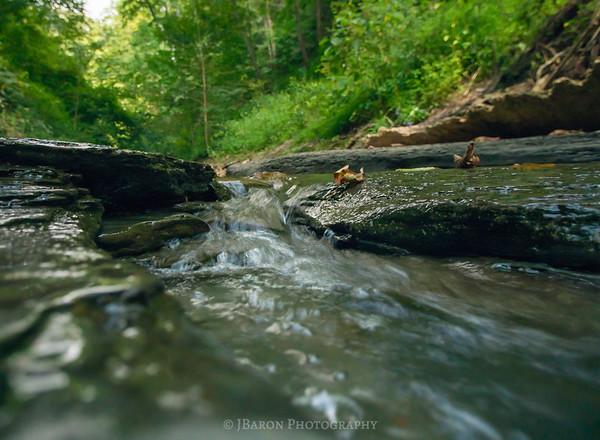 Miniature Waterfall