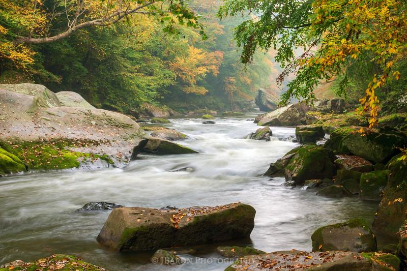 Slippery Rock Creek