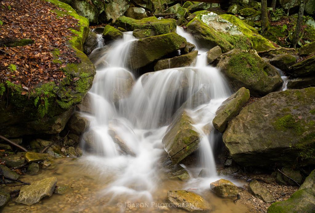 Lower Kildoo Falls 8876