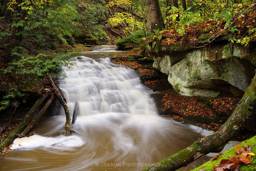 Skunk Run Falls 1831