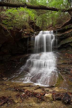 Upper Eckert Falls 8976