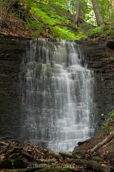 Hidden Waterfall at Fall Run IV