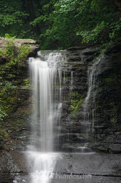 Fall Run Park Waterfall 9922
