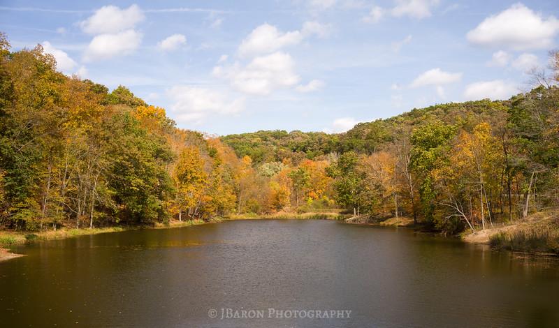 North Park Lake 1540
