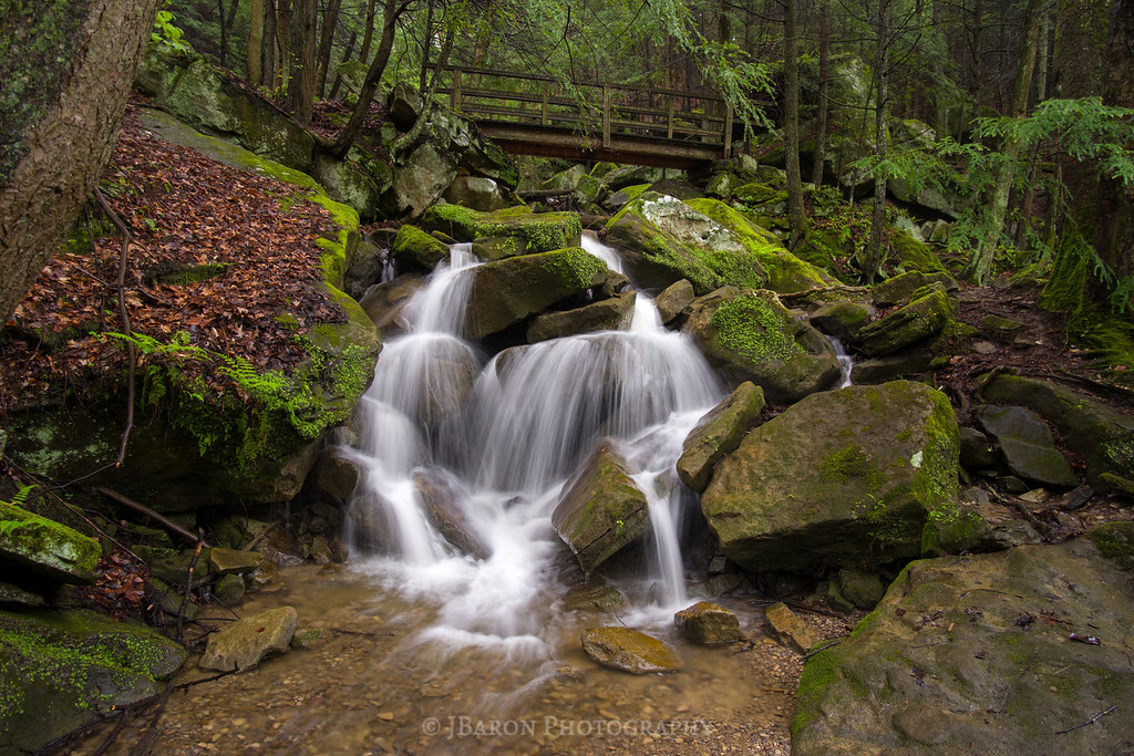 Lower Kildoo Falls 0522