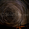 Startrail over 90 minutes time in a dry lake towards Colac place near Geelong.