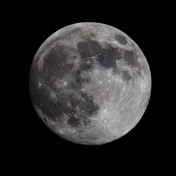 Practice before super moon, 22 June 2013, Dubai.