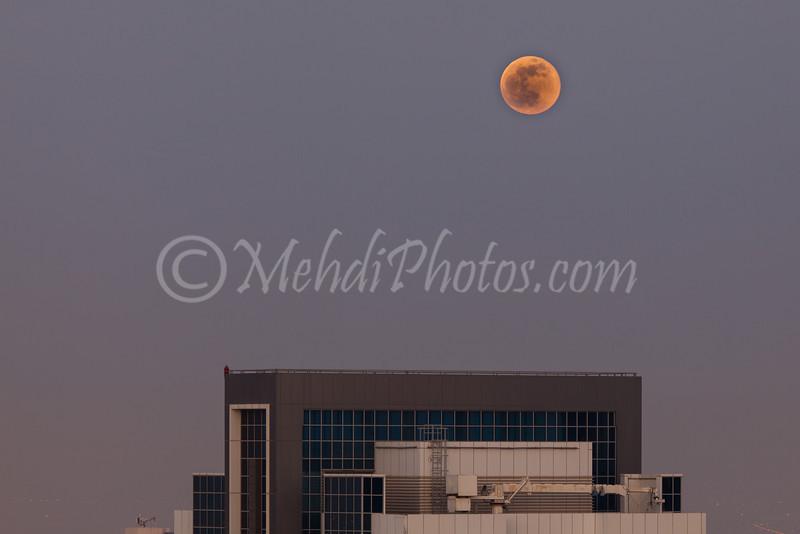 Super moon, 23 June 2013.