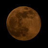 Super moon, 23 June 2013.